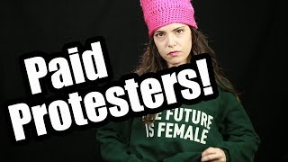 """CASTING: Paid Protesters"" Up on YouTube!"
