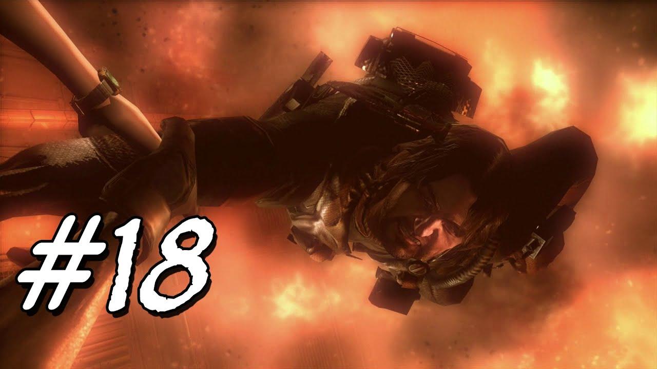 [Let's Play] Resident Evil Revelations – 18 – Kein Gentleman