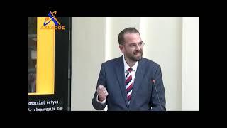 Ομιλία Ν.Φαρμάκη στα εγκαίνια της έκθεσης του Ε.Ντελακρουά με θέμα την Ελληνική Επανάσταση