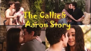 The Callie and Aaron Story Cont  from the Fosters (Season 5)