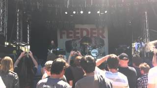 Feeder - Call Out (Live at Soundwave Adelaide 2011)