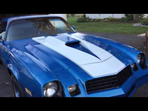 Video of '78 Camaro Z28 - OT1E