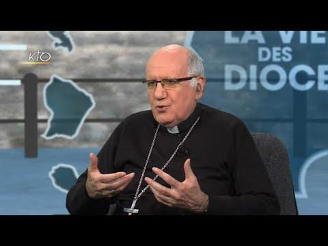 Mgr Philippe Mousset - Diocèse de Périgueux et Sarlat