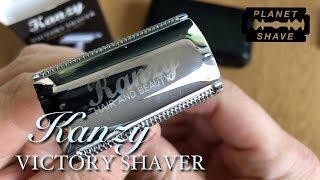 Kanzy Victory Shaver im Selbsttest (Tutorial Anleitung Deutsch HD)