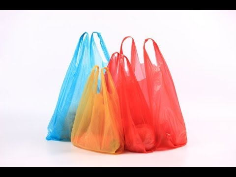 Recommended bags and plastic bags as per the Ministry of Environment