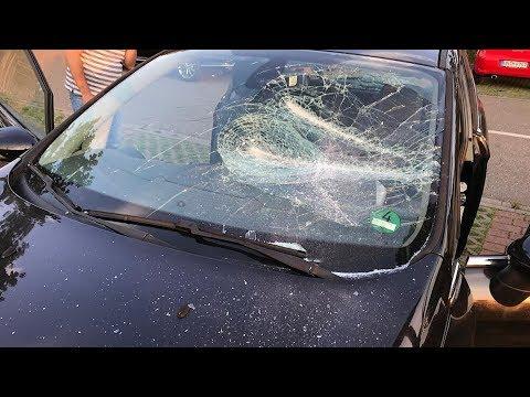 21-Jähriger zertrümmert Dutzende Autos