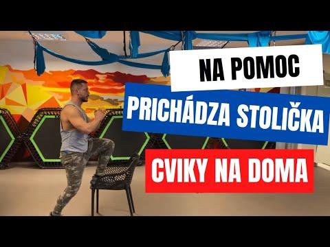 CVIKY NA DOMA - Stolička