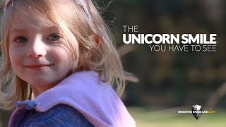 Youtube Video Brighter Image Lab You've Never Seen Us Make A Smile Like This Before! Wait for it (UNICORN) !!!