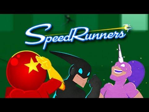 SpeedRunners Steam Key GLOBAL - video trailer