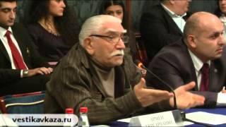Диалог  Азербайджанской и армянской диаспор.wmv