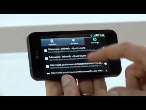 Video recensione LG Optimus Black