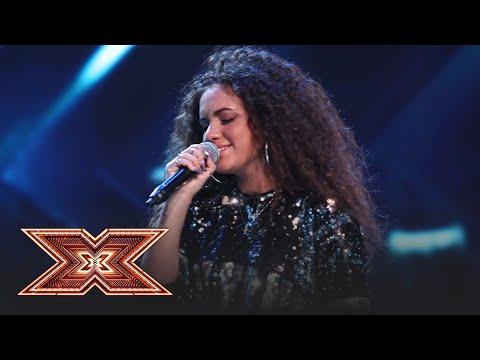 "Beyonce - ""If i were a boy"". Vezi interpretarea Biancăi Moccia, la ""X Factor""!"