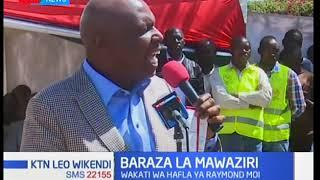 Baraza La Mawaziri: Gideon Moi,asema aridhika na na orodha ya baraza la mawaziri