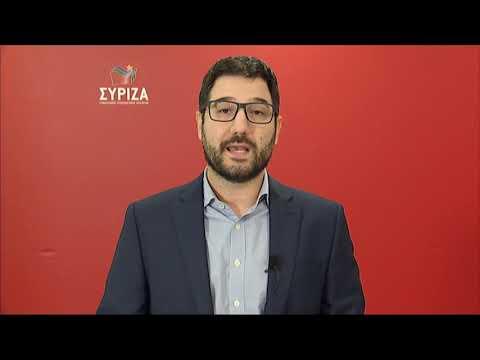 Ν. Ηλιόπουλος: Δίκαια τα αιτήματα των μαθητών – Το μέλλον θα νικήσει