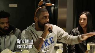 Kyrie Irving, Carmelo Anthony, Anthony Davis and James Harden give back for Thanksgiving | ESPN