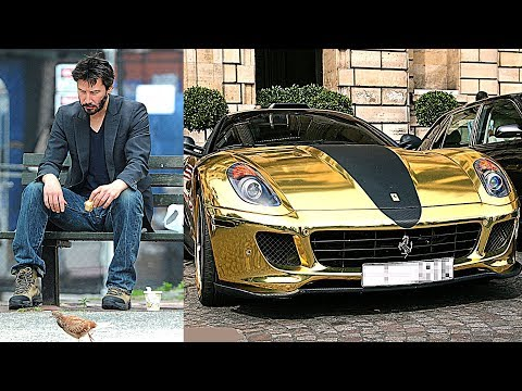 Keanu Reeves's Lifestyle ★ 2018
