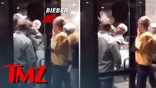 Justin Bieber Fist Fight Video! | TMZ