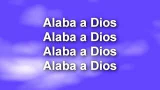 Alaba a Dios - Danny Berrios