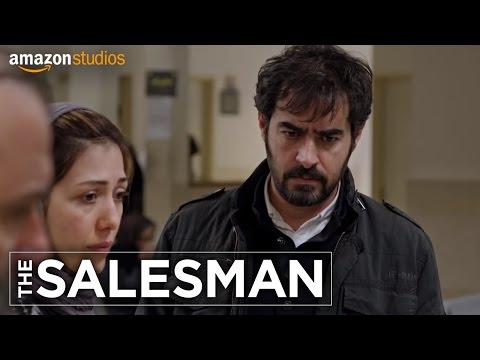 """The Salesman"" – The story is about a young couple (Emad and Rana)"