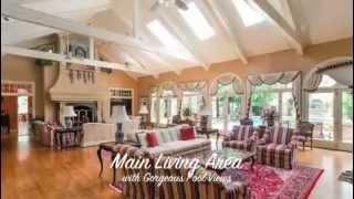 5.3 million | Private Estate Home For Sale NE Atlanta GA | 770.605.3644