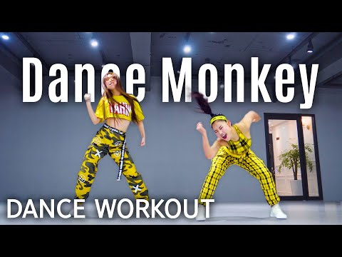 MYLEE's Cardio Dance Workout, Dance Fitness Song : Tones and I - Dance Monkey Choreography by MYLEE ▷ SUBSCRIBE : http://bitly.kr/8fMxtO ...