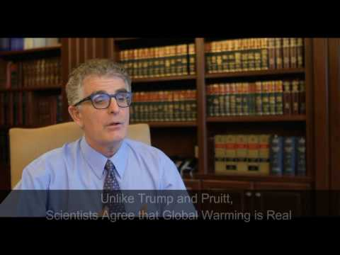 video thumbnail - We Should Not Allow Donald Trump to Gut the EPA