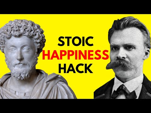 AMOR FATI: A Stoic Happiness Hack