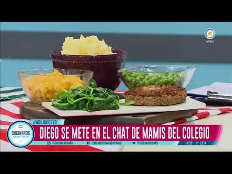 Chat de mamis y comida para los más chicos