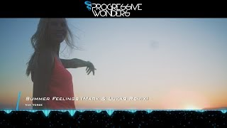 Van Yorge - Summer Feelings (Mark & Lukas Remix) [Music Video] [Midnight Coast]