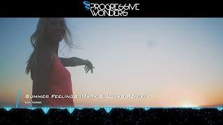 Van Yorge - Summer Feelings (Mark & Lukas Remix) [Music Video] [Midnight Coast]