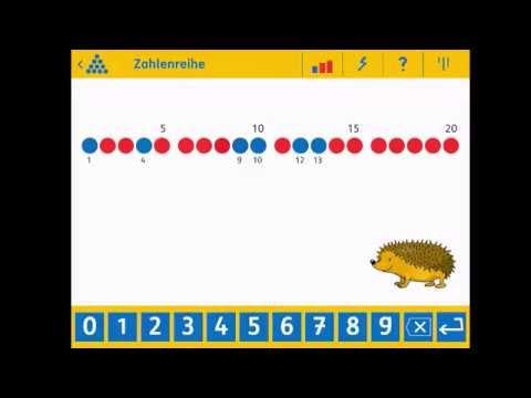Blitzrechnen 1. Klasse - Mathe lernen in der Grundschule - nicht ganz optimal