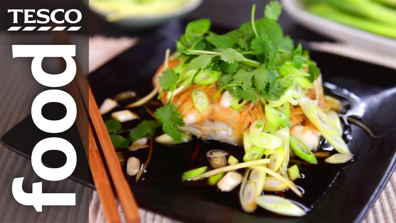 How to make Chinese steamed fish