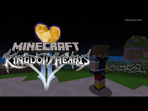Kingdom Hearts in Minecraft - Page 2
