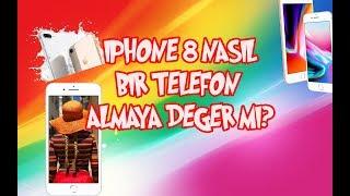 iphone 8 fiyatı -Türkiye de Ne zaman satılacak - iphone 8 Almaya değer mi - Ön inceleme videosu
