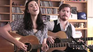 Were in absolute love with Lisa Hannigans Tiny Desk Concert with NPR