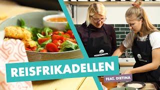 """Reisfrikadellen feat. """"dietina""""   Reishunger hat Besuch!"""