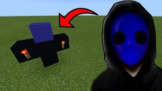 How To Spawn EYELESS JACK in Minecraft PE