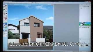 Piranesi6.1動画レイヤの使い方