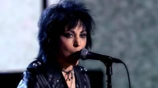 "Joan Jett – ""Bad Reputation"" Live 2015 Hall of Fame Induction Concert HD"