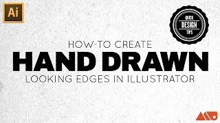 How-to Create A Hand Drawn Effect In Adobe Illustrator