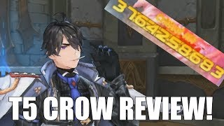 King's Raid - T5 Crow - Hands On Review