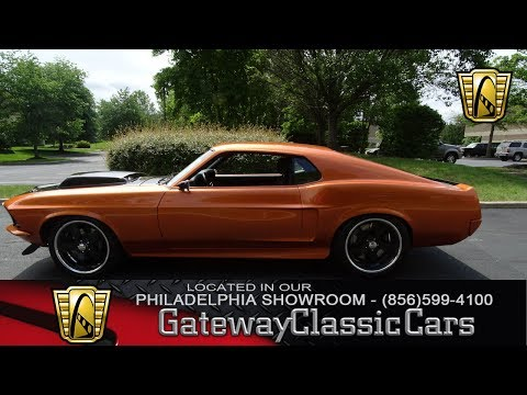 Video of '69 Mustang - L4J6