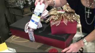 Donna Moss Decorates Dallas How-To Christmas Decoration Tips Part 2
