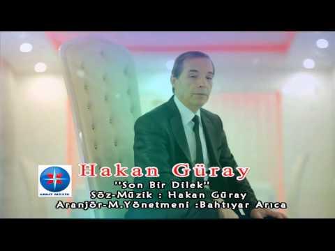 Harbi Damar Özenle Seçilmiş Arabesk Damar Şarkılar / Hakan Güray - Son Bir Dilek