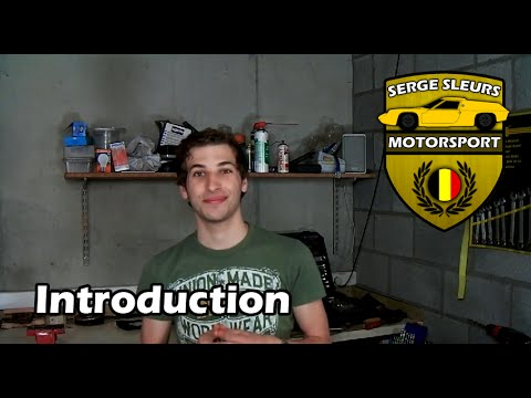 Lotus Europa restoration – Sleurs Motorsport – Introduction