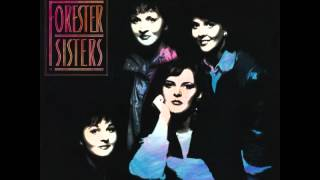 Forester Sisters - The Missing Part (1985 debut album)