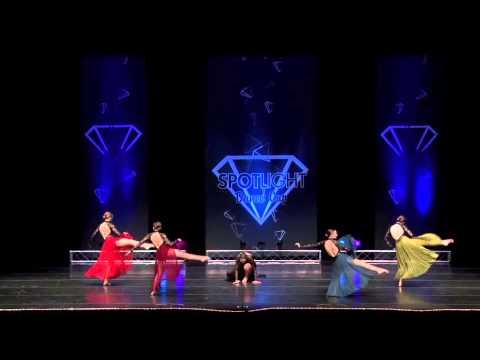 HURRY UP, I'M DREAMING - The Dance Company [Fresno]