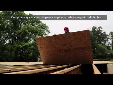 OSB Contrapisos Vídeo Instalación (Subtítulos en Español)
