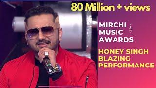 Yo Yo Honey Singh Sets The Stage Ablaze At Rsmma