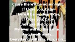 Bruno Mars - It Will Rain (Lyric)